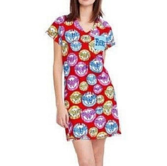 DC Comics Other - WONDER WOMAN Fierce Pajama Shirt